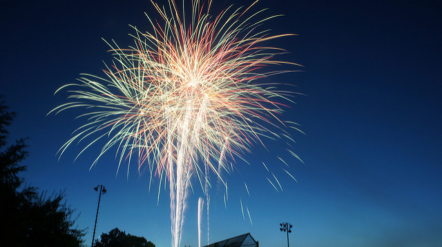 Top Four July Fourth Holiday Dental Tips