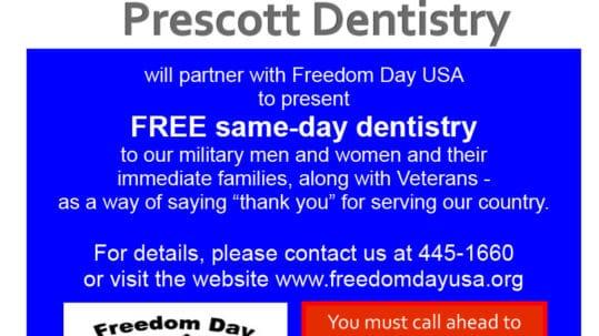 Freedom Day USA Prescott
