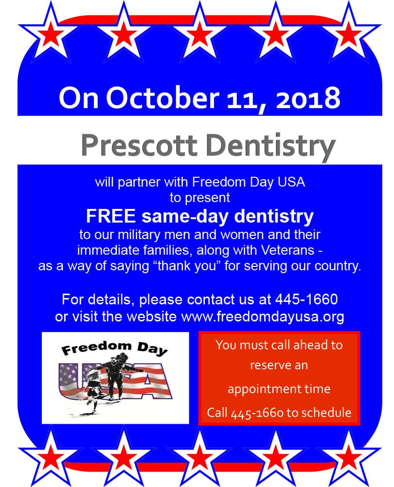 Freedom Day USA Prescott