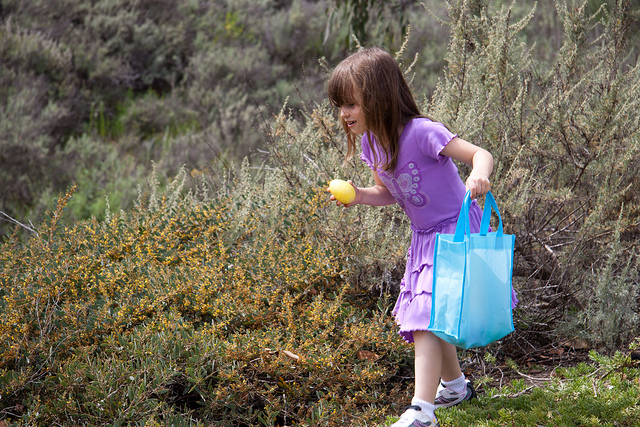 easter egg hunt in prescott, arizona