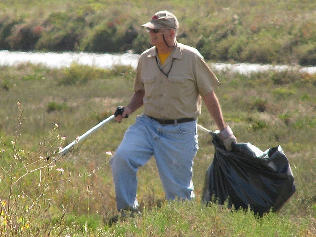 Doce Pit Trash Cleanup Event