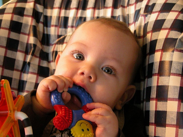 Ways to Soothe Teething Pain at Home