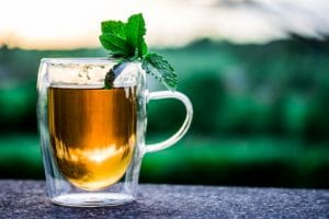 cup of tea green tea and dental health
