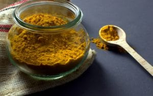 turmeric - jaw pain relief