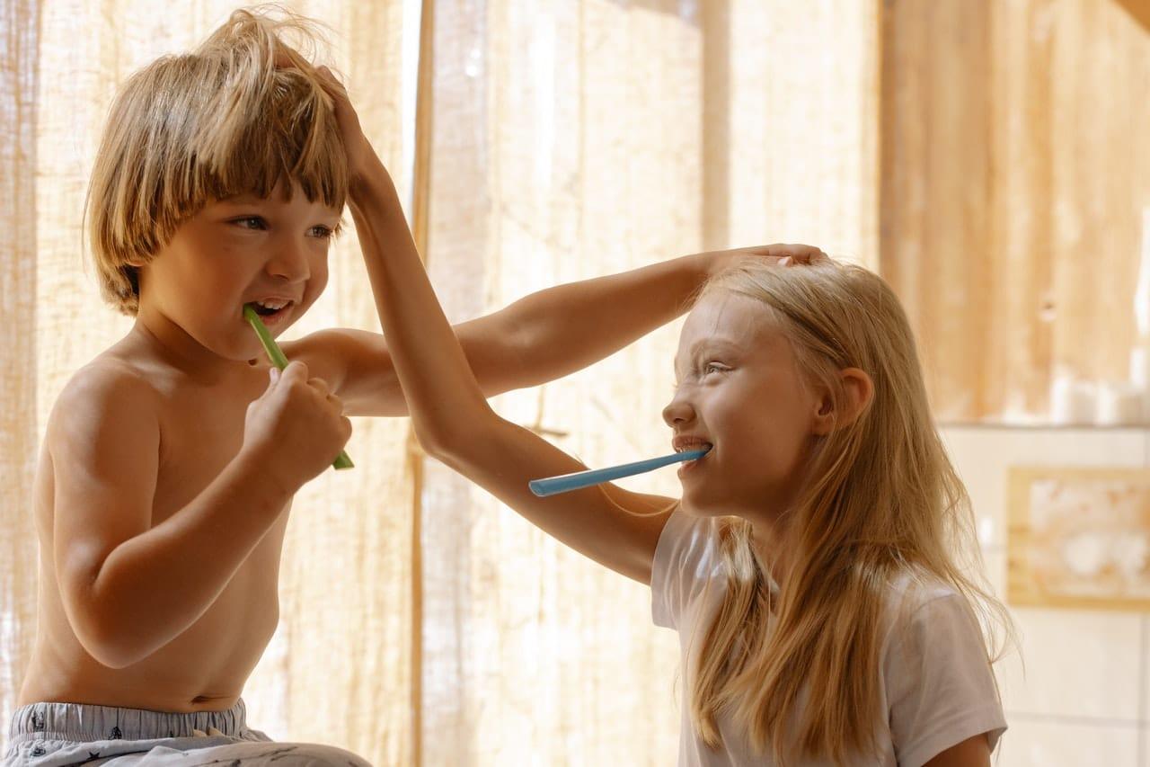 dental hygiene routine